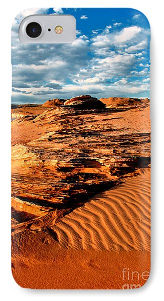 Lake Powell Morning Clouds Phone Case by Thomas R Fletcher
