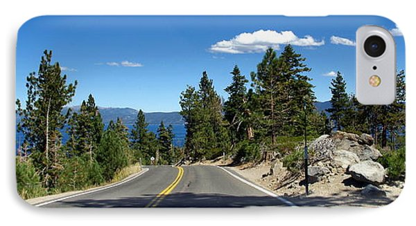 Lake Tahoe IPhone Case by Jeff Lowe