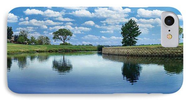Lakeridge Duck Pond Phone Case by Robert Hudnall