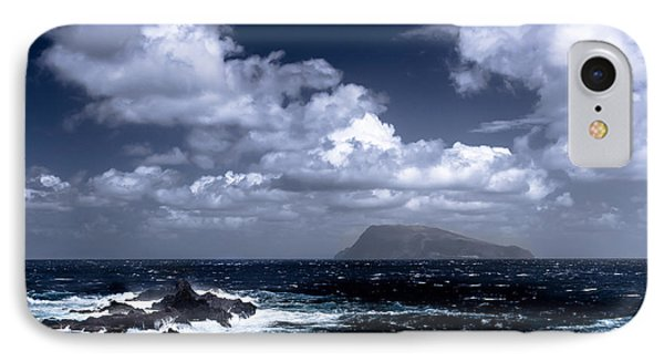 Land In Sight IPhone Case by Edgar Laureano