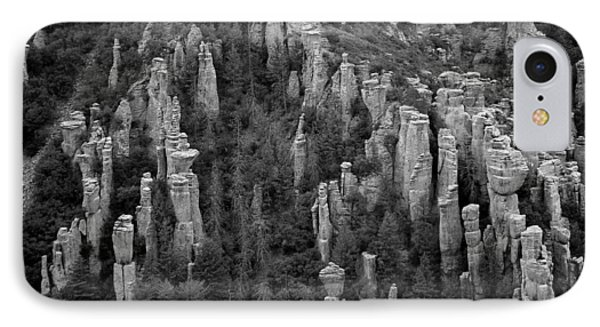 IPhone Case featuring the photograph Land Of Standing Up Rock  by Vicki Pelham