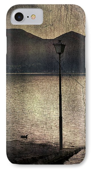Lantern At The Lake Phone Case by Joana Kruse