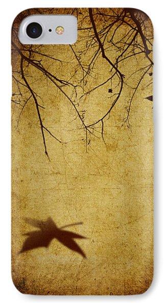 Last Breath Of Autumn IPhone Case by Svetlana Sewell