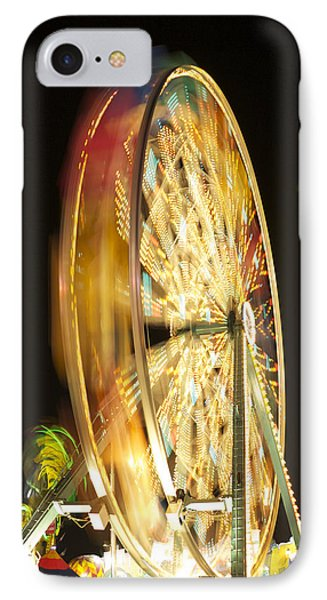 Last Night Was A Blur IPhone Case by Heidi Hermes
