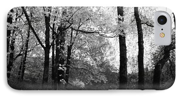 IPhone Case featuring the photograph Lasting Leaves by Kathleen Grace