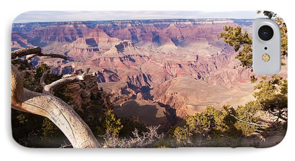 Late Afternoon At The South Rim Phone Case by Bob and Nancy Kendrick