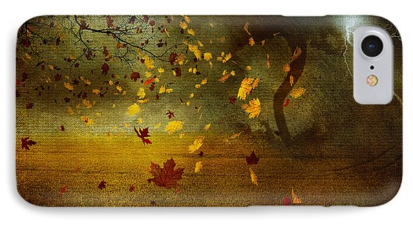 Late October Phone Case by Svetlana Sewell