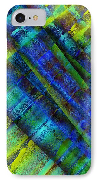 IPhone Case featuring the photograph Layers Of Blue by David Pantuso