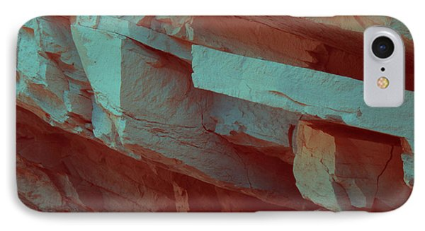 Layers Of Rock IPhone Case
