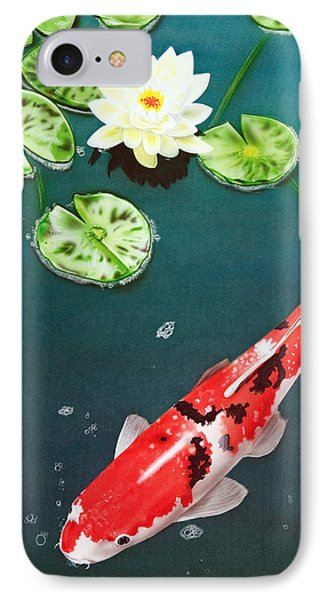 Lazy Day IPhone Case by Dan Menta