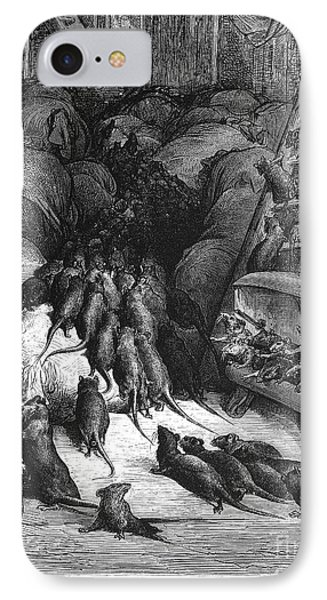 League Of Rats, 1868 Phone Case by Granger
