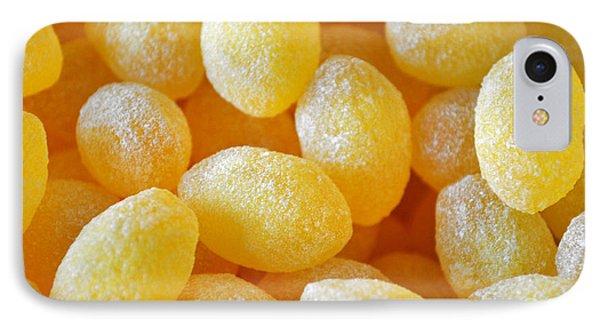 Lemon Drops IPhone Case by Gwyn Newcombe