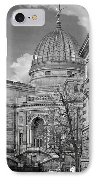 Lemon Squeezer - Academy Of Fine Arts Dresden Phone Case by Christine Till