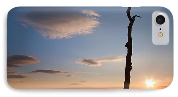 Lenticular Clouds Over Shenandoah National Park IPhone Case by Dustin K Ryan