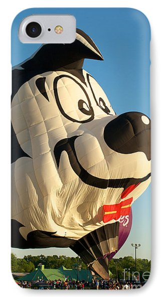 Lepew Phone Case by Mark Dodd