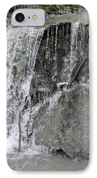 IPhone Case featuring the photograph Let It Flow by Tiffany Erdman