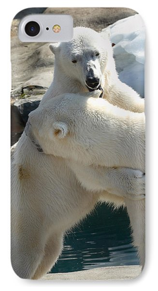 IPhone Case featuring the photograph Let Me Whisper In Your Ear by Cindy Haggerty
