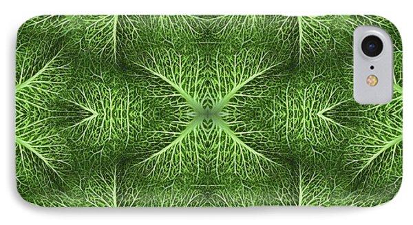 Lettuce Live Green  Phone Case by Sue Duda