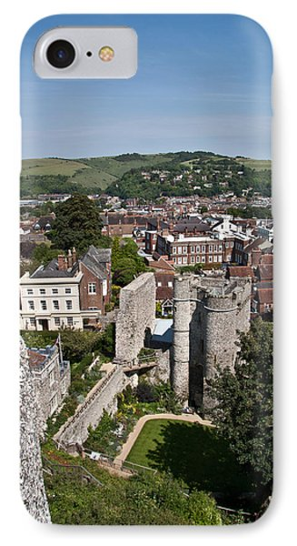 Lewes East Sussex Phone Case by Dawn OConnor