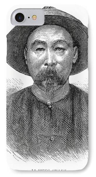Li Hung-chang (1823-1901) IPhone Case by Granger
