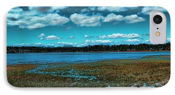 Liberty Bay Seattle Wa Phone Case by RJ Aguilar