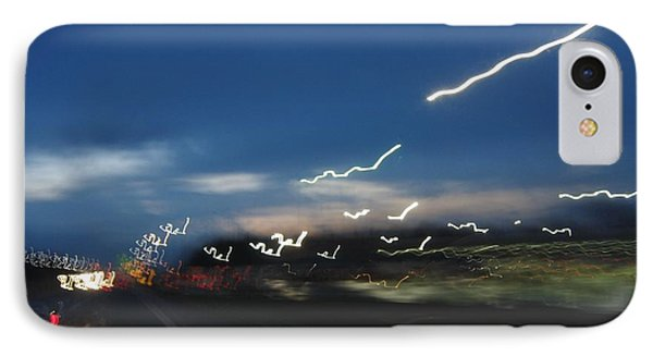 IPhone Case featuring the photograph Lights After Dusk by Maciek Froncisz