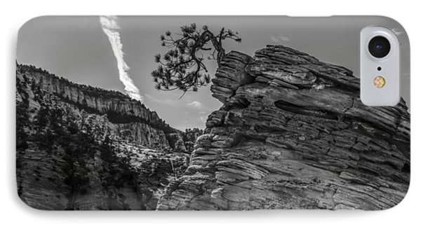 Life On The Edge Phone Case by George Buxbaum