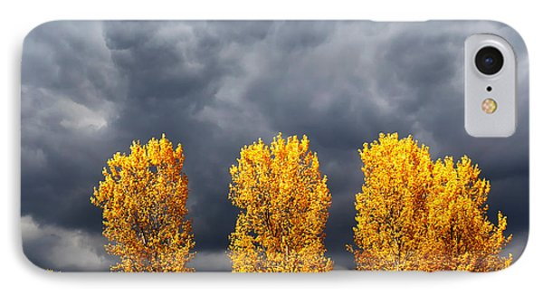 Light And Darkness Phone Case by Evgeni Dinev