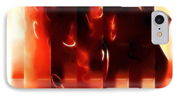Light Shine. Christian Art Poster Phone Case by Mark Lawrence