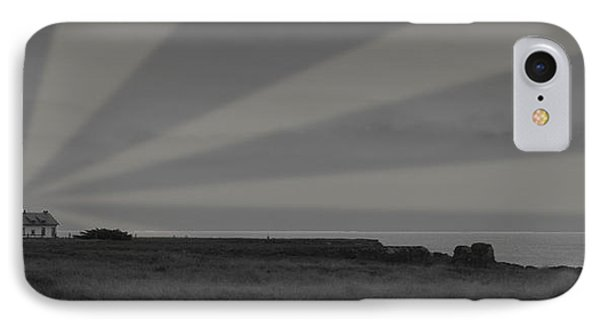 Lighthouse IPhone Case by Nancy Ingersoll