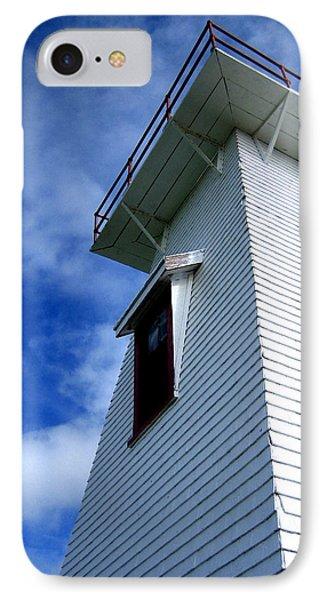 Lighthouse Prince Edward Island Phone Case by Ann Powell