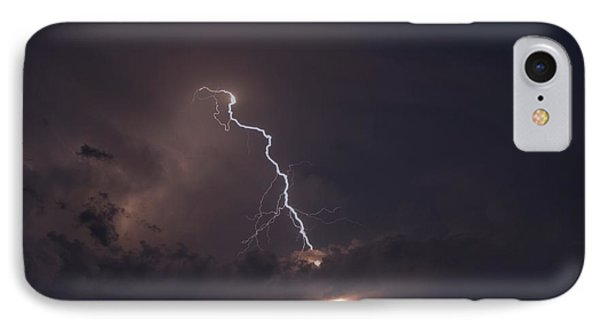 IPhone Case featuring the photograph Lighting  by Alana Ranney