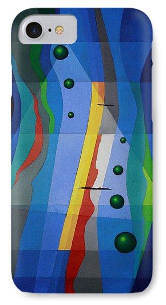 Like A River Phone Case by Alberto DAssumpcao