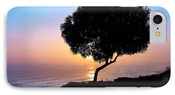 Lima Sunset IPhone Case