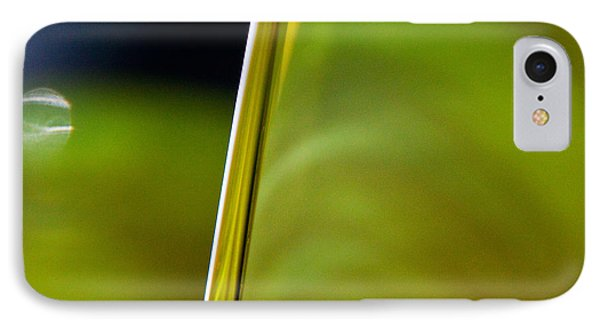 Lime Abstract Phone Case by Dana Kern