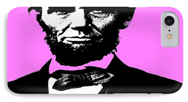 Lincoln Phone Case by George Pedro