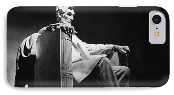 Lincoln Memorial Phone Case by Granger