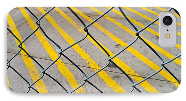 IPhone Case featuring the photograph Lines by David Pantuso