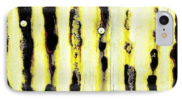 Lines Of Rust Phone Case by Jason Michael Roust
