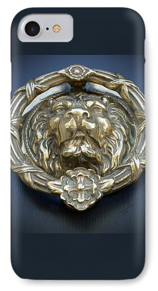 Lions Gate IPhone Case by Jean Haynes