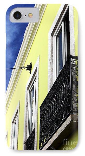 Lisboa Colors Phone Case by John Rizzuto
