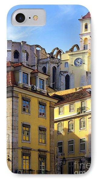 Lisbon Buildings Phone Case by Carlos Caetano