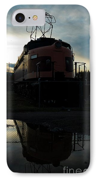 Littel Joe Reflections Phone Case by Tim Mulina