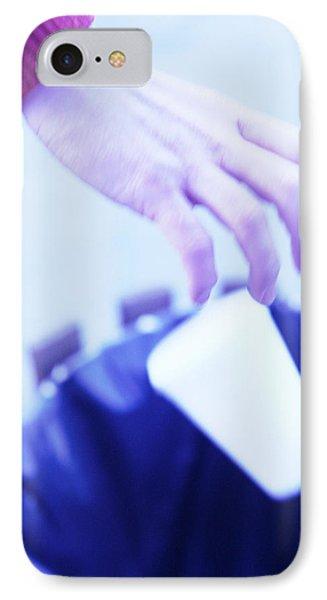 Litter Bin IPhone Case by Cristina Pedrazzini
