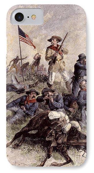 Little Bighorn, 1876 IPhone Case