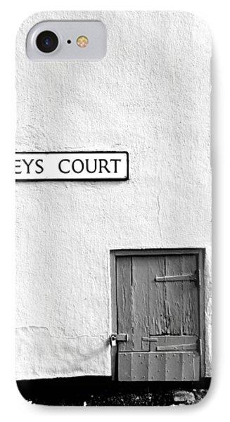 Little Door Phone Case by Jason Michael Roust
