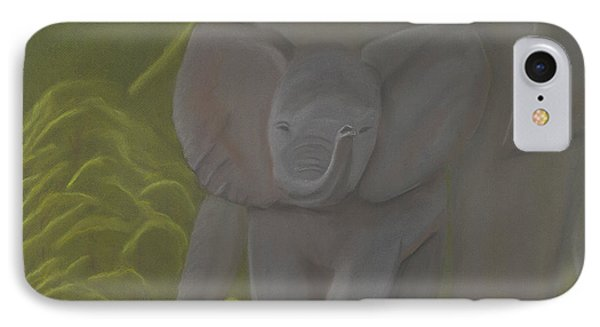 Little Elephant Phone Case by Vonna Beam