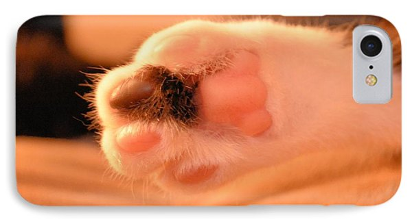 Little Foot IPhone Case by Melissa Goodrich