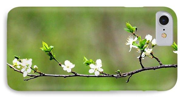 Little Petals IPhone Case by Michelle Joseph-Long