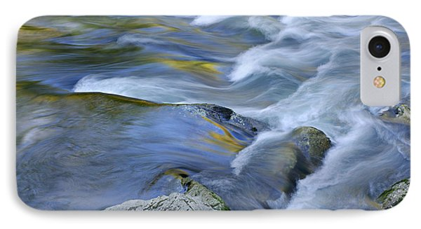 Little River Great Smoky Mountains Phone Case by Dean Pennala